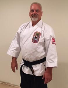Dan karate pic