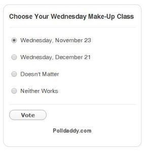 makeupclasspoll